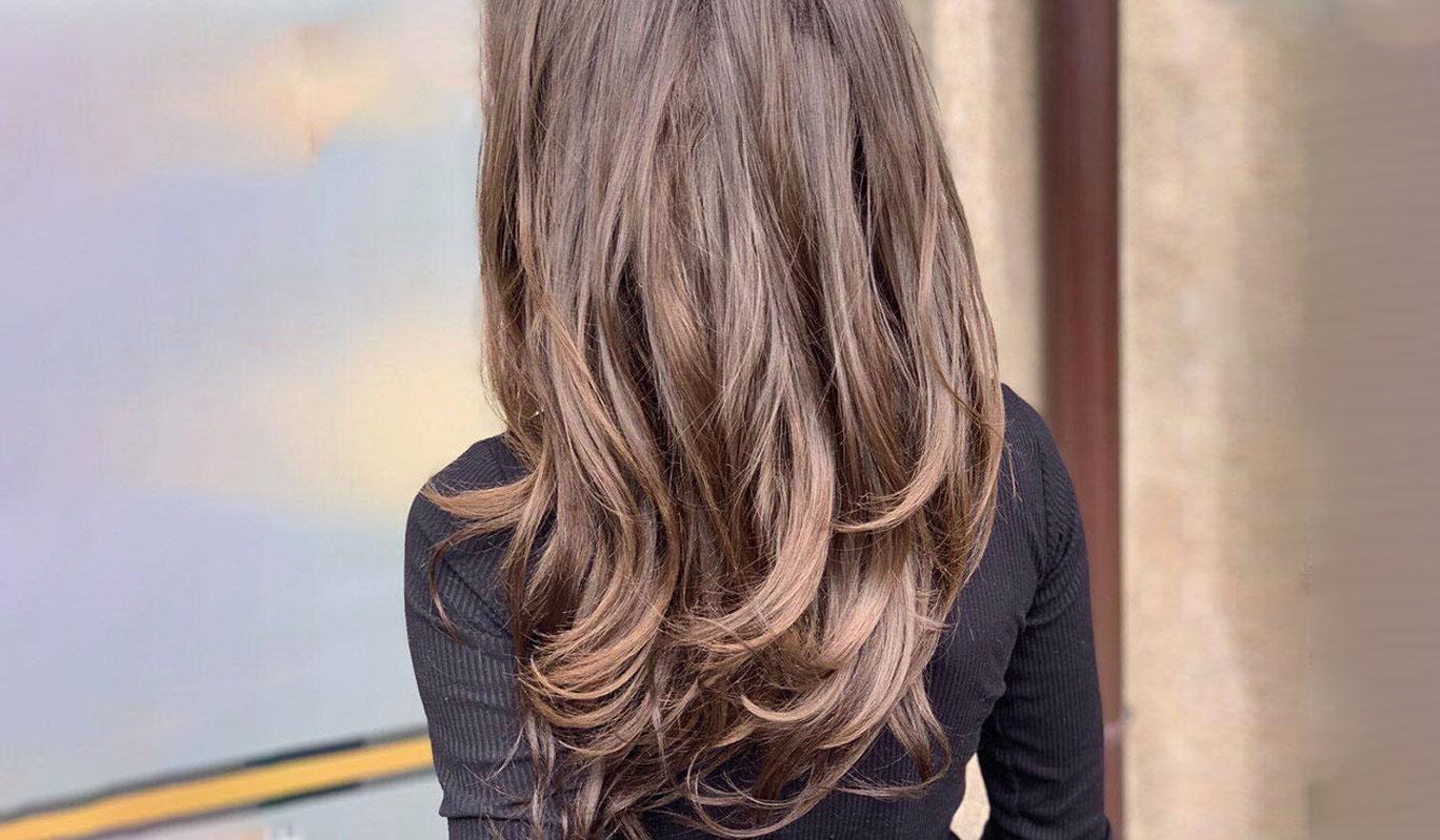 цени за екстеншън естествена коса